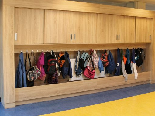 Garderobe kasten