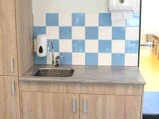 Praktisch keukenblok