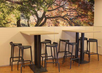 Design tafels voor de grote kinderen